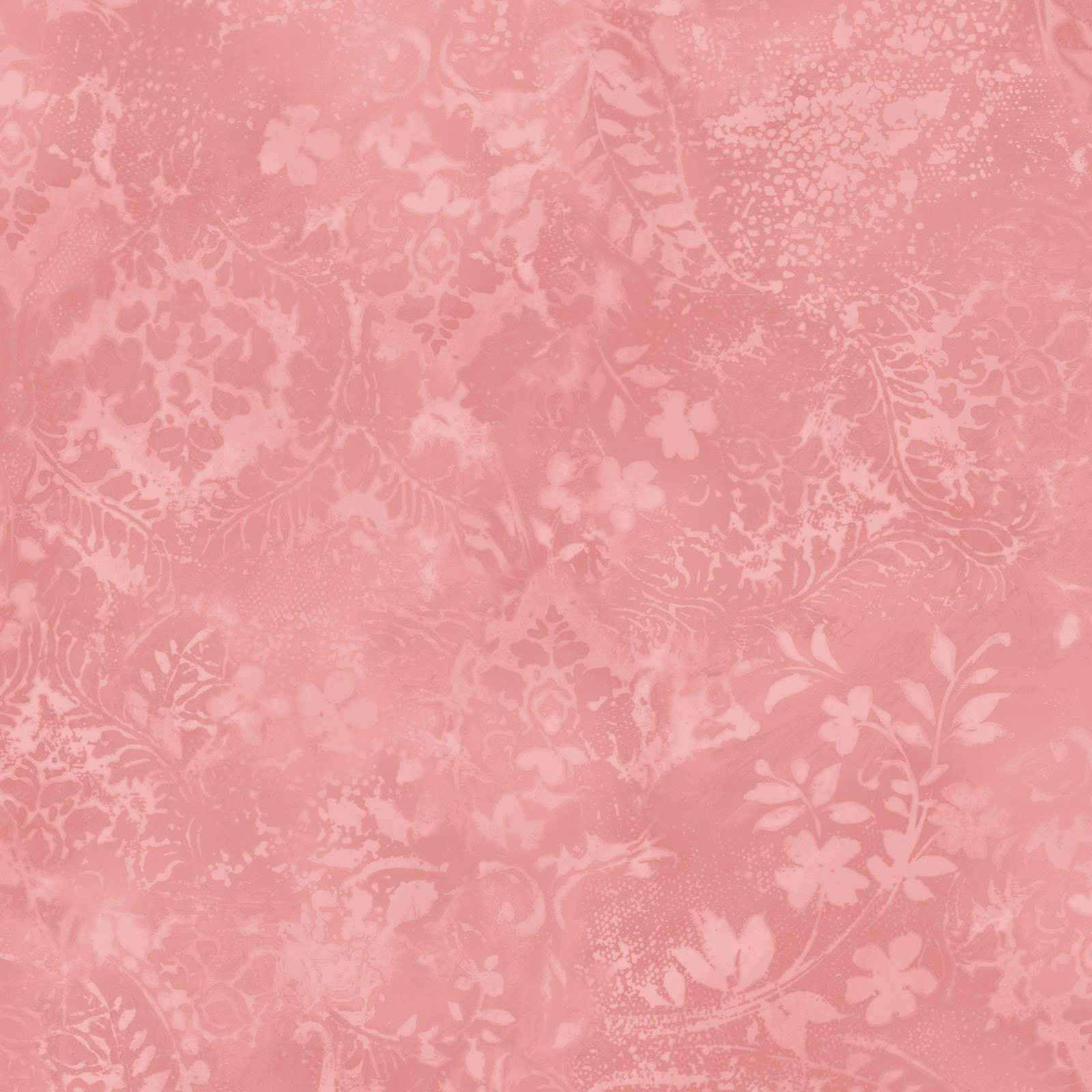 EESC-QBD105 P - BEAUTIFUL BACKING 108 VINTAGE DAMASK BY MAYWOOD PINK - ARRIVING IN MAY 2021