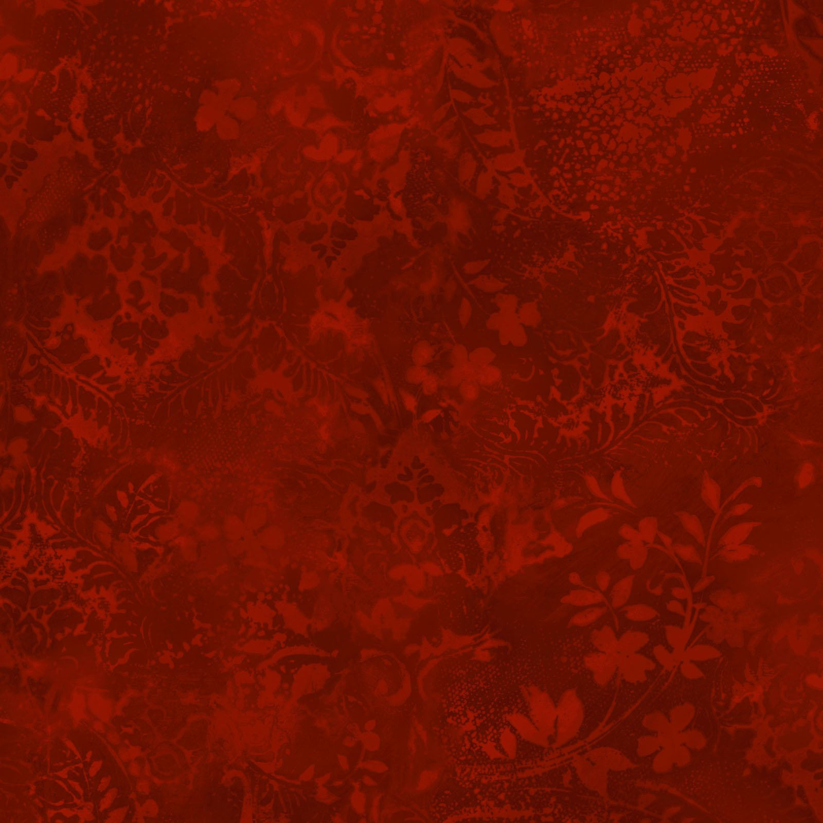EESC-QBD105 R - BEAUTIFUL BACKING 108 VINTAGE DAMASK BY MAYWOOD RED - ARRIVING IN MAY 2021