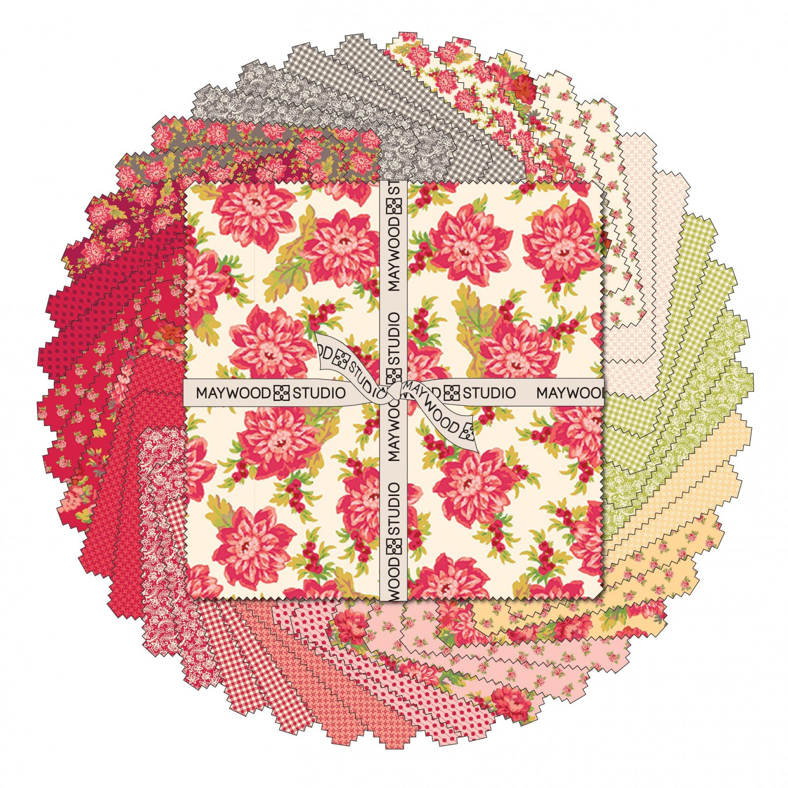 EESC-SQMASSWB - SWEET BEGINNINGS - 10 SQUARES (42PC) - AVAILABLE TO ORDER