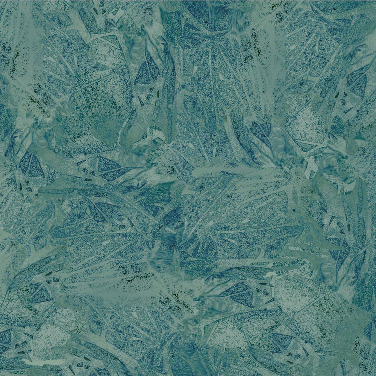 FRAC-4123 BG - FRACTURE BY TERESA ASCONE BLUE GREEN