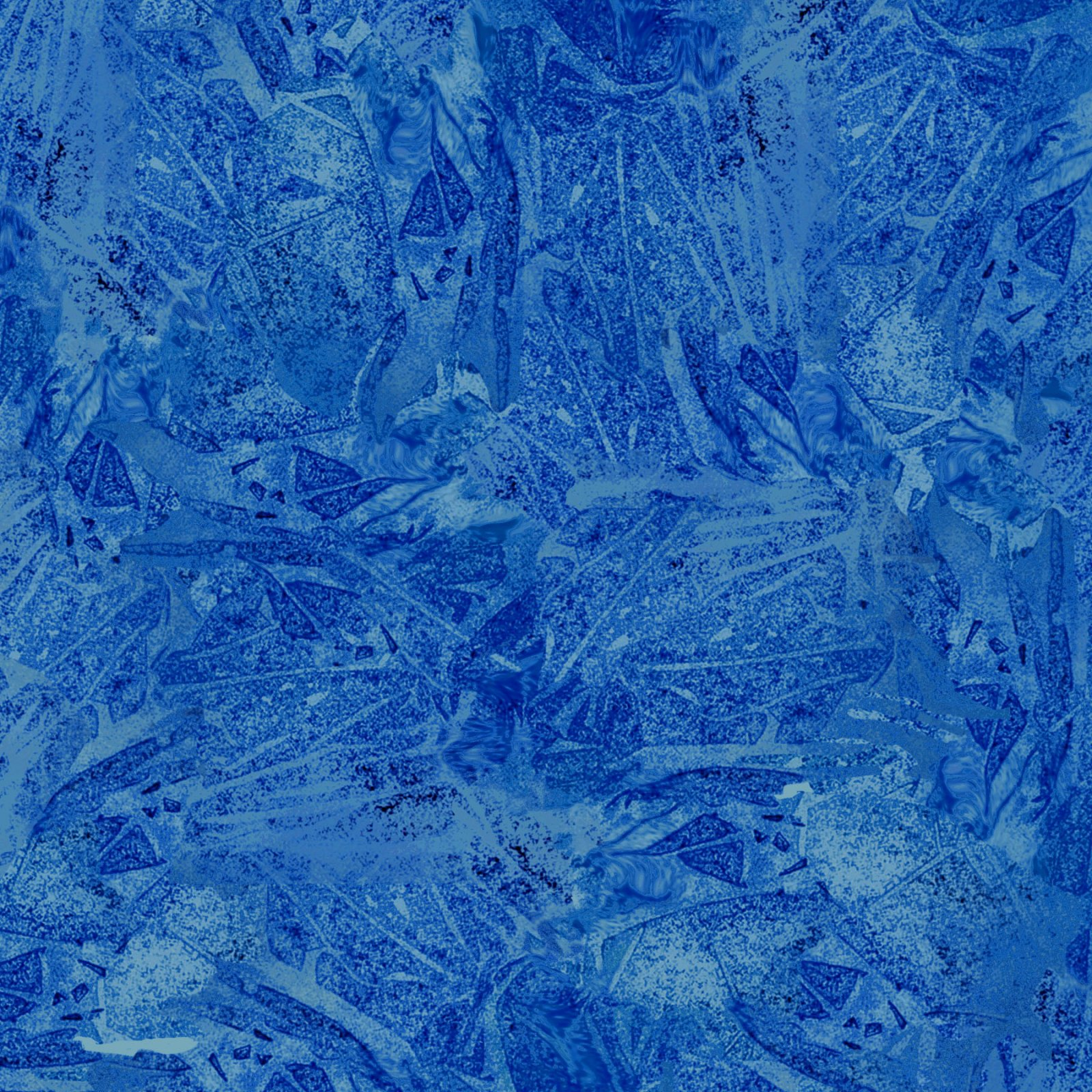 FRAC-4123 BT - FRACTURE BY TERESA ASCONE BLUE TEAL