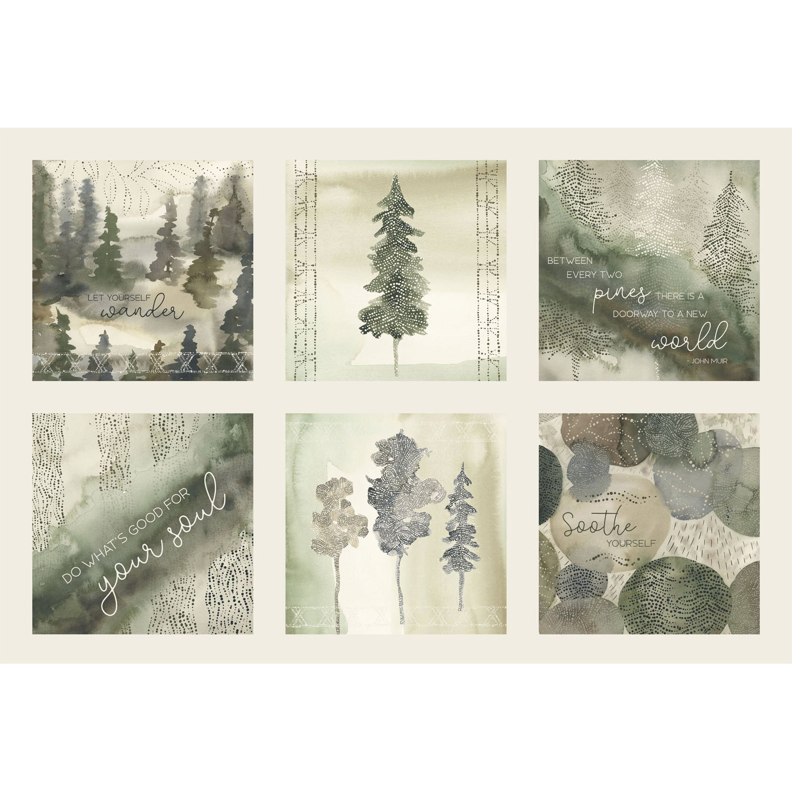 FRET-4334 PA - FOREST RETREAT BY JETTY HOME FOREST 10YDS/13PNLS