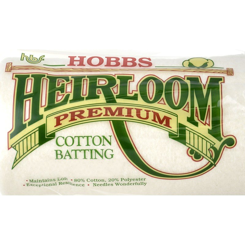 HOBB-HLBY96 - HEIRLOOM ROLL 80%COT20%POLY 96 X27.4M