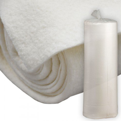 HOBB-HNBY96 FR - NATURAL COTTON ROLL 100% COT  96 X 27.4M FULL ROLL