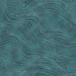 INTH-1MV 25 - COLOR MOVEMENT BY IN THE BEGINNING TONAL TEAL