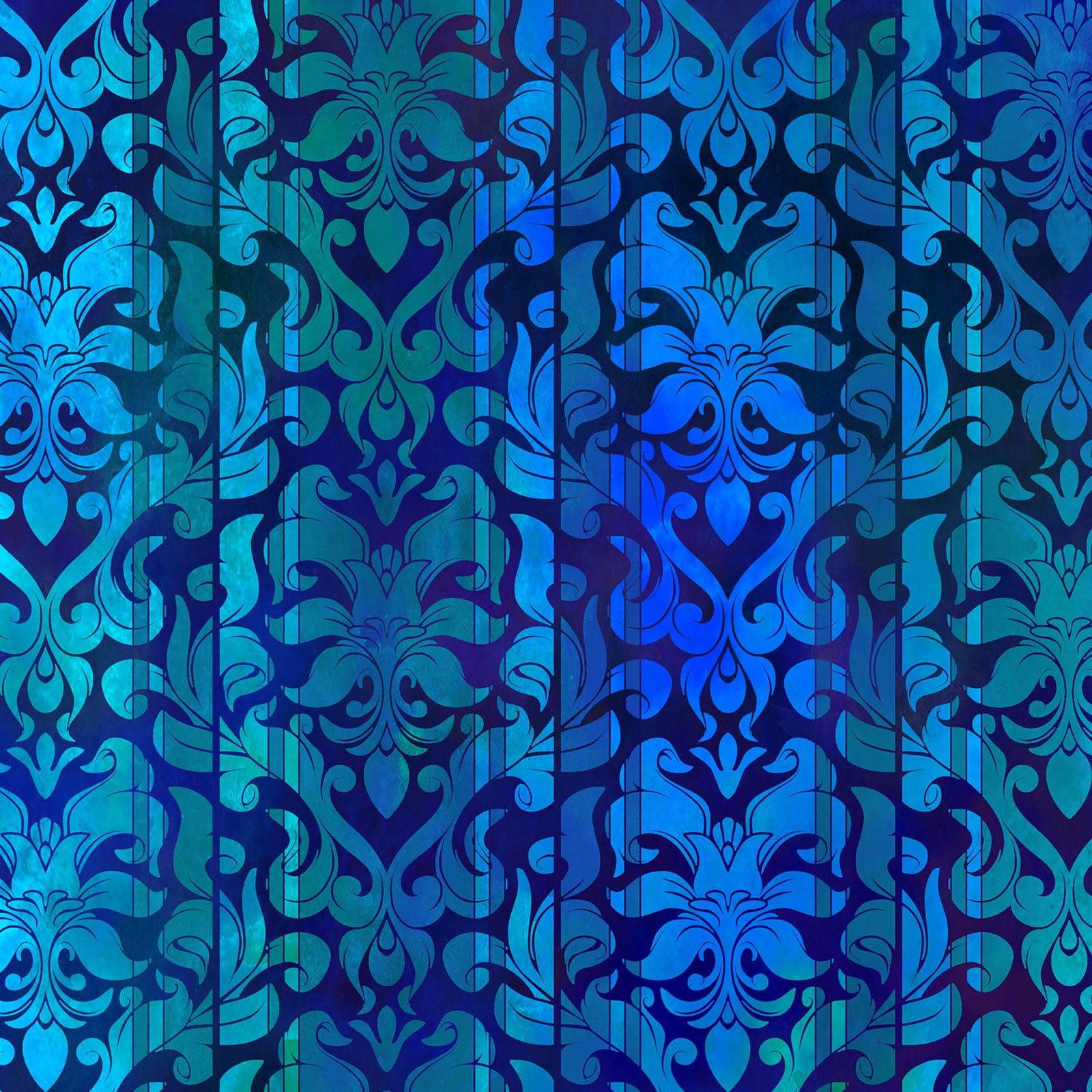 INTH-4TAP 2 - TAPESTRY BY JASON YENTER STRIPE BLUE- Delivery September 2020