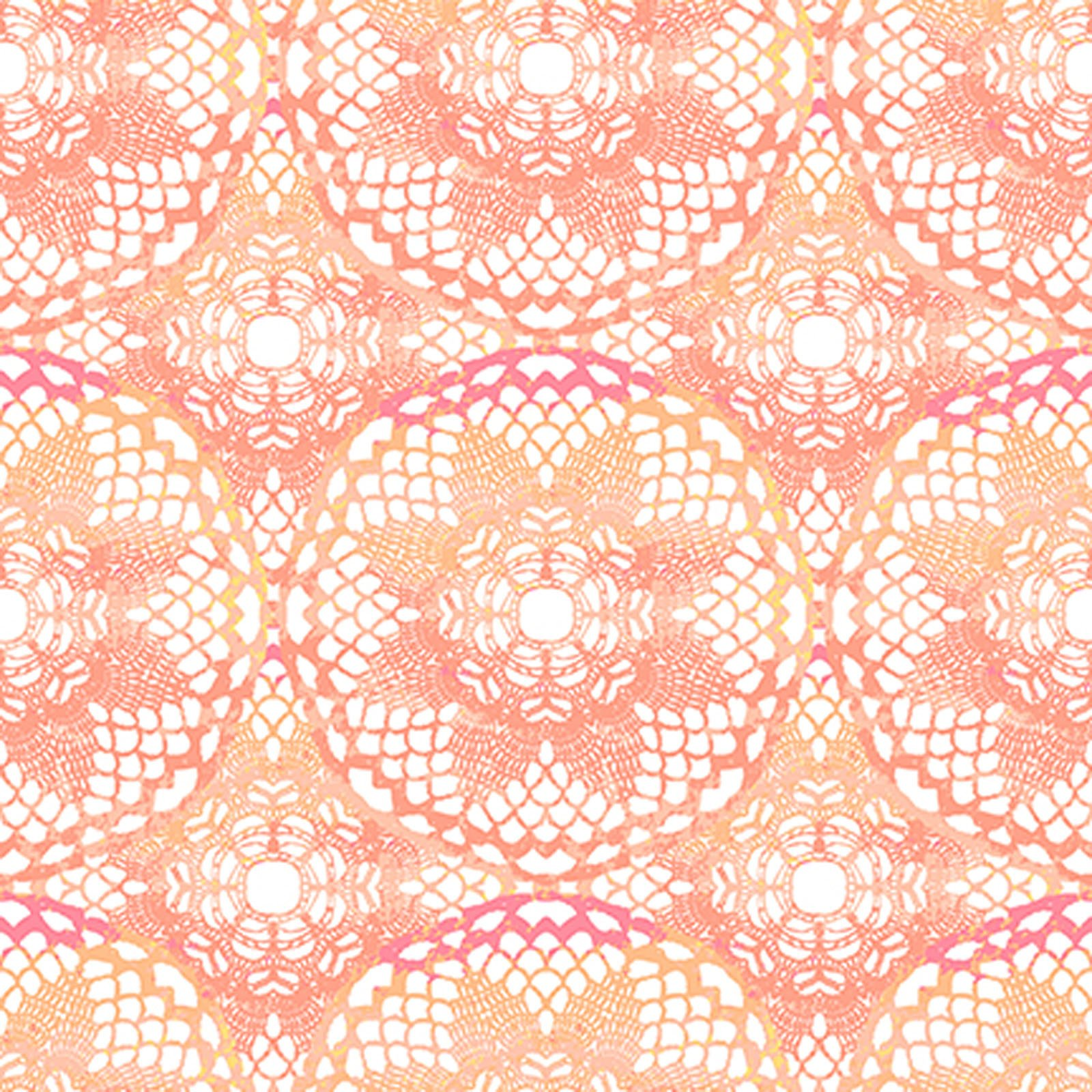 INTH-6PAT 1 - THE PATRICIA COLLECTION BY IN THE BEGINNING LACE CORAL- DELIVERY MARCH 2021