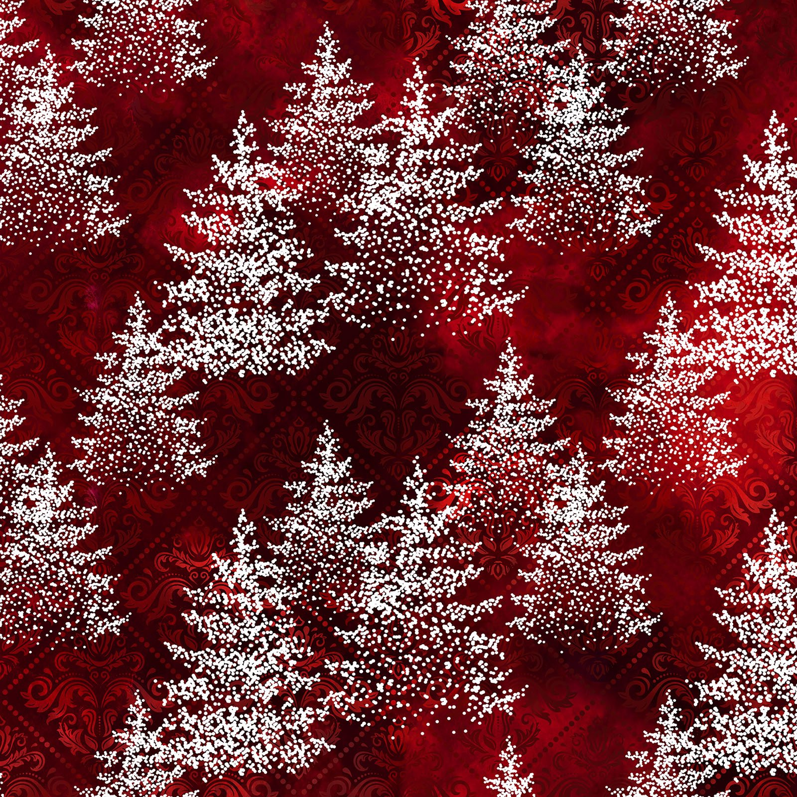 INTH-7WAW 2 - WINTER AROUND THE WORLD BY JASON YENTER TREES RED