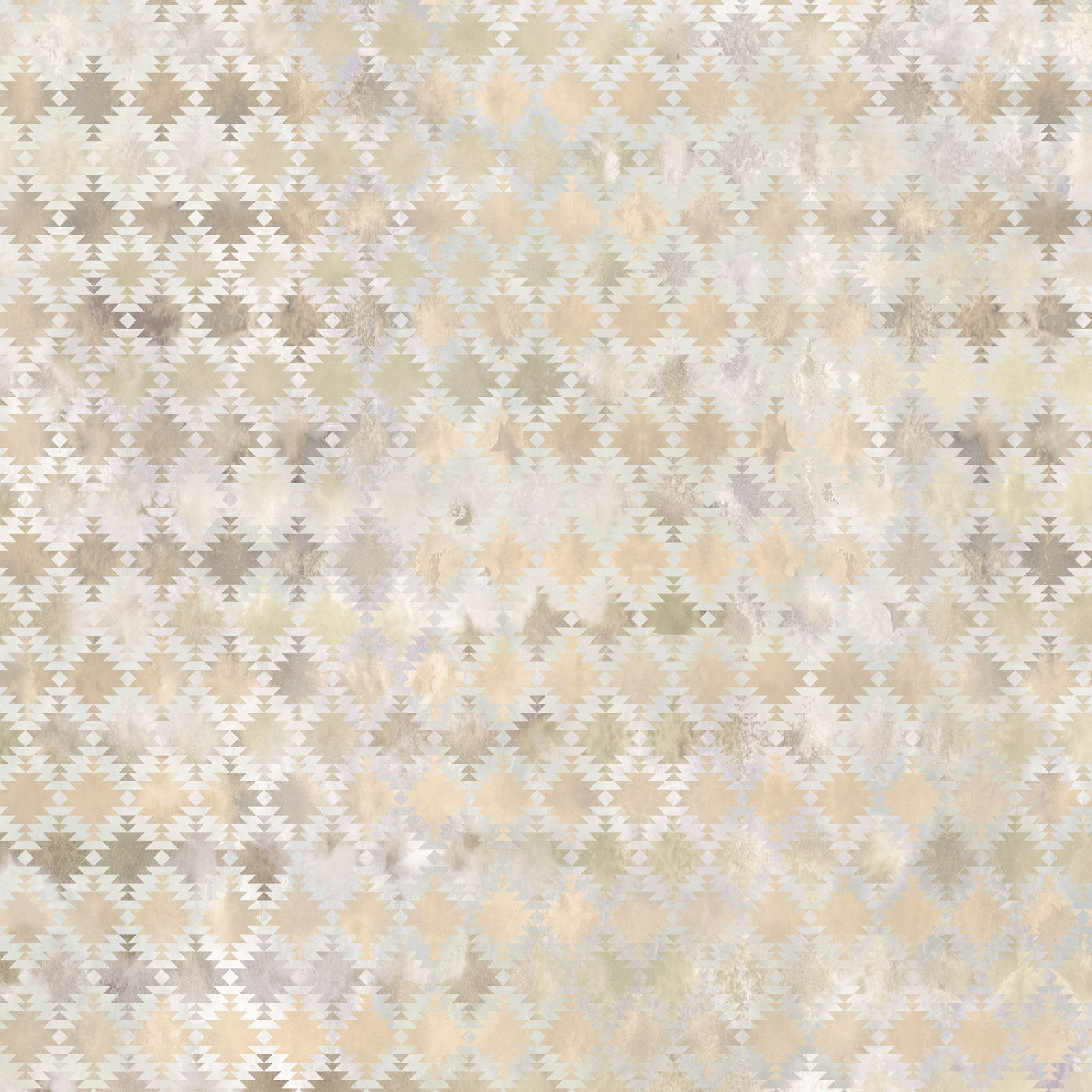 INTH-8SOU 1 - SOUTHWEST BY IN THE BEGINNING STUDIO WOVEN CREAM - ARRIVING JUNE 2021