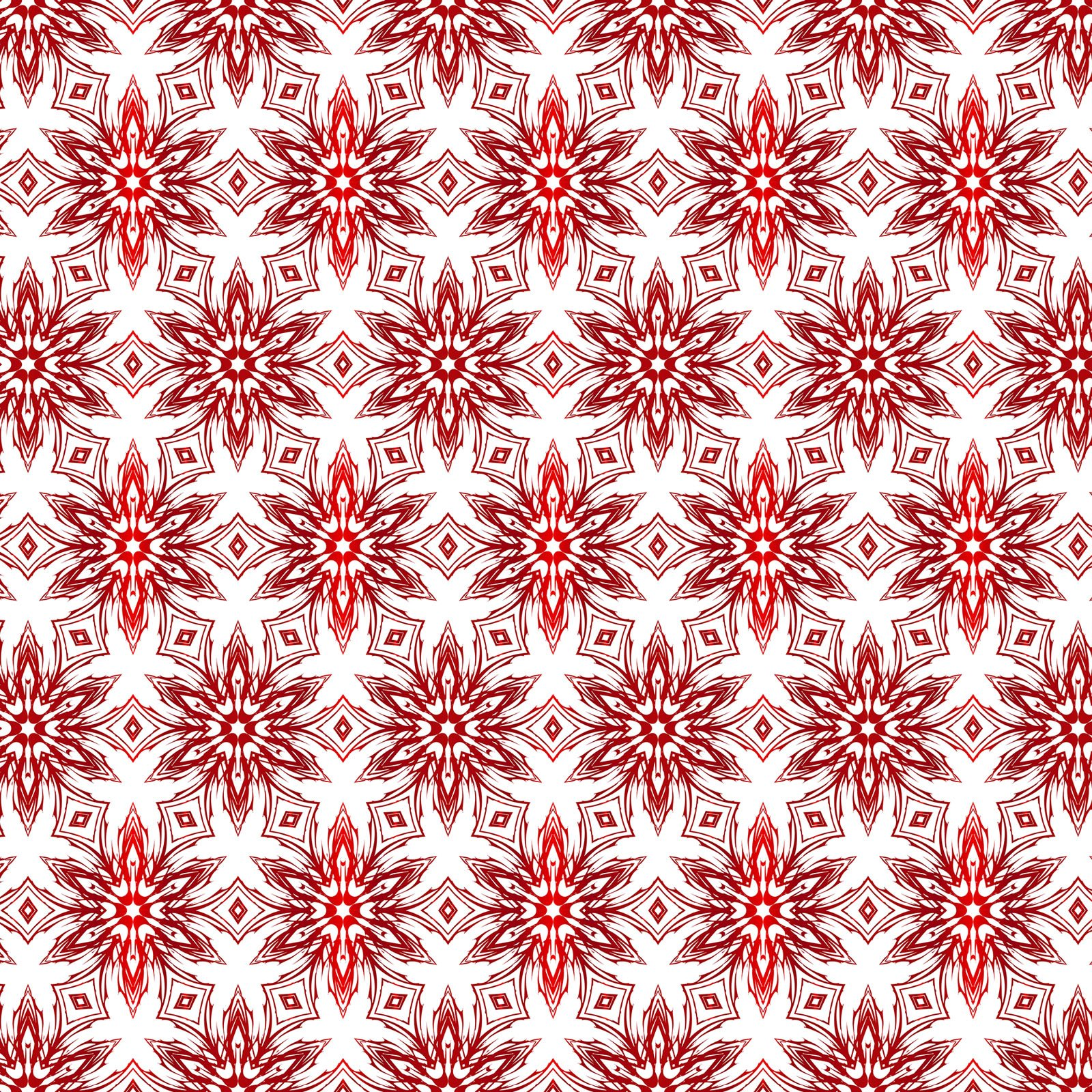INTH-8WAW 1 - WINTER AROUND THE WORLD BY JASON YENTER SNOWFLAKES RED