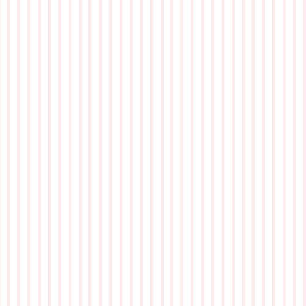 LENF-474 WP - #LES ENFANTS FLANNEL BY P&B BOUTIQUE STRIPE WHI/PIN