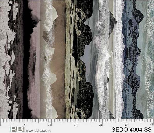 SEDO-4094 SS - SEDONA DIGITAL BY P&B BOUTIQUE SEDONA LAND GREY