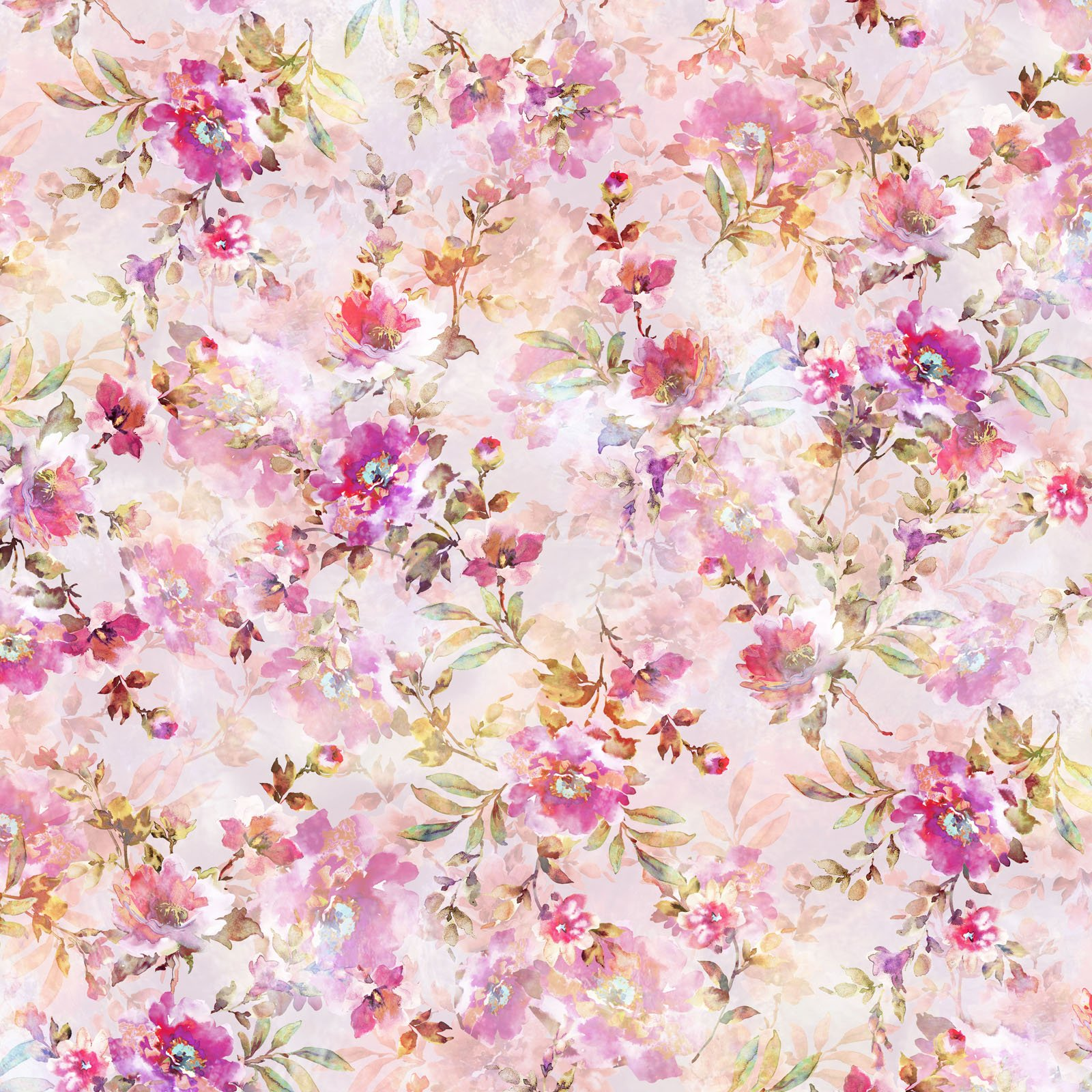 SOPH-4401 P - SOPHIA 108 BY P&B BOUTIQUE FLORAL PINK - AVAILABLE TO ORDER