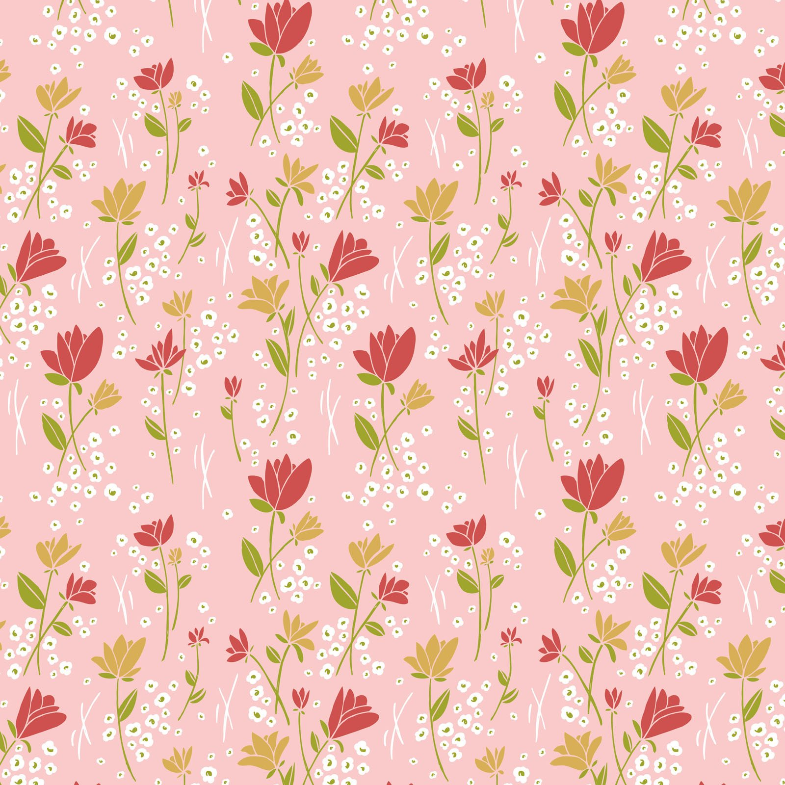 SOUH-4425 P - SOUTHERN HOSPITALITY BY HANG TIGHT STUDIO SKYLARK PINK - AVAILABLE TO ORDER
