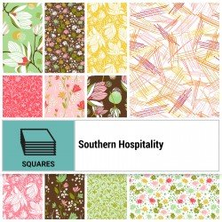 SOUH-STRIPS - SOUTHERN HOSPITALITY 2.5 STRIP ROLLS BY P&B BOUTIQUE 40PCS - AVAILABLE TO ORDER