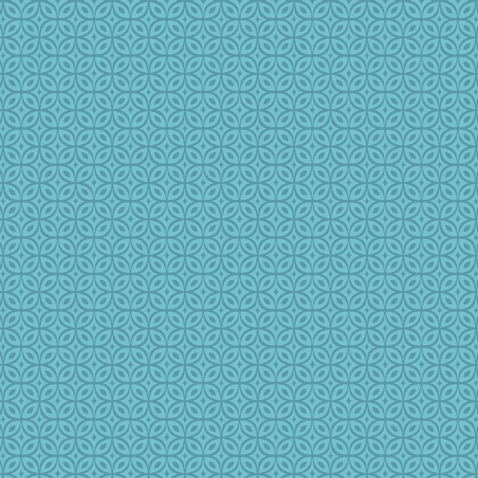 WHIM-4413 T - WHIMSY BY HANG TIGHT STUDIO OPTIC TEAL