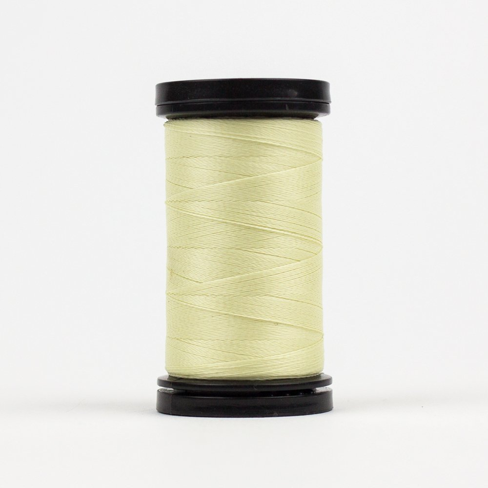 WOND-AR03 - AHRORA 40WT 100% POLYGLOW IN THE DARK THREAD 200YDS IVORY