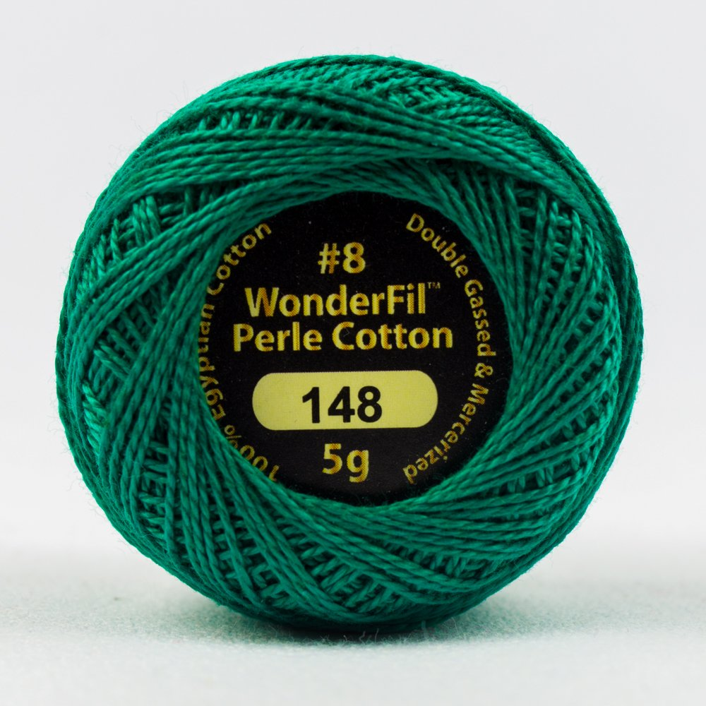 WOND-EL5G 148 - ELEGANZA #8 PERLE 2PLY-100%COT SM 5G PARADISE