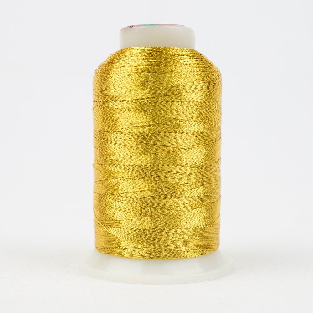 WOND-MT8858 - SPOTLITE 40WT RAYON CORE METALLIC DARK GOLD