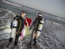 continue your education with specialty dive courses