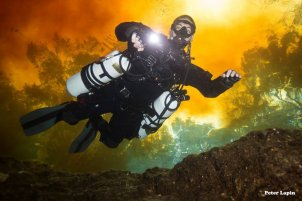 become a technical diver