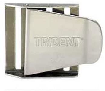 Trident Stainless Steel Weight Belt Buckle