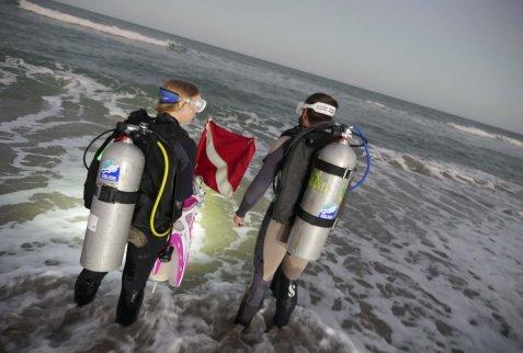 specialty training scuba