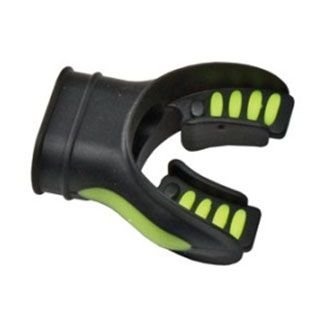 Trident Comfort Cushion Mouthpiece (Black)