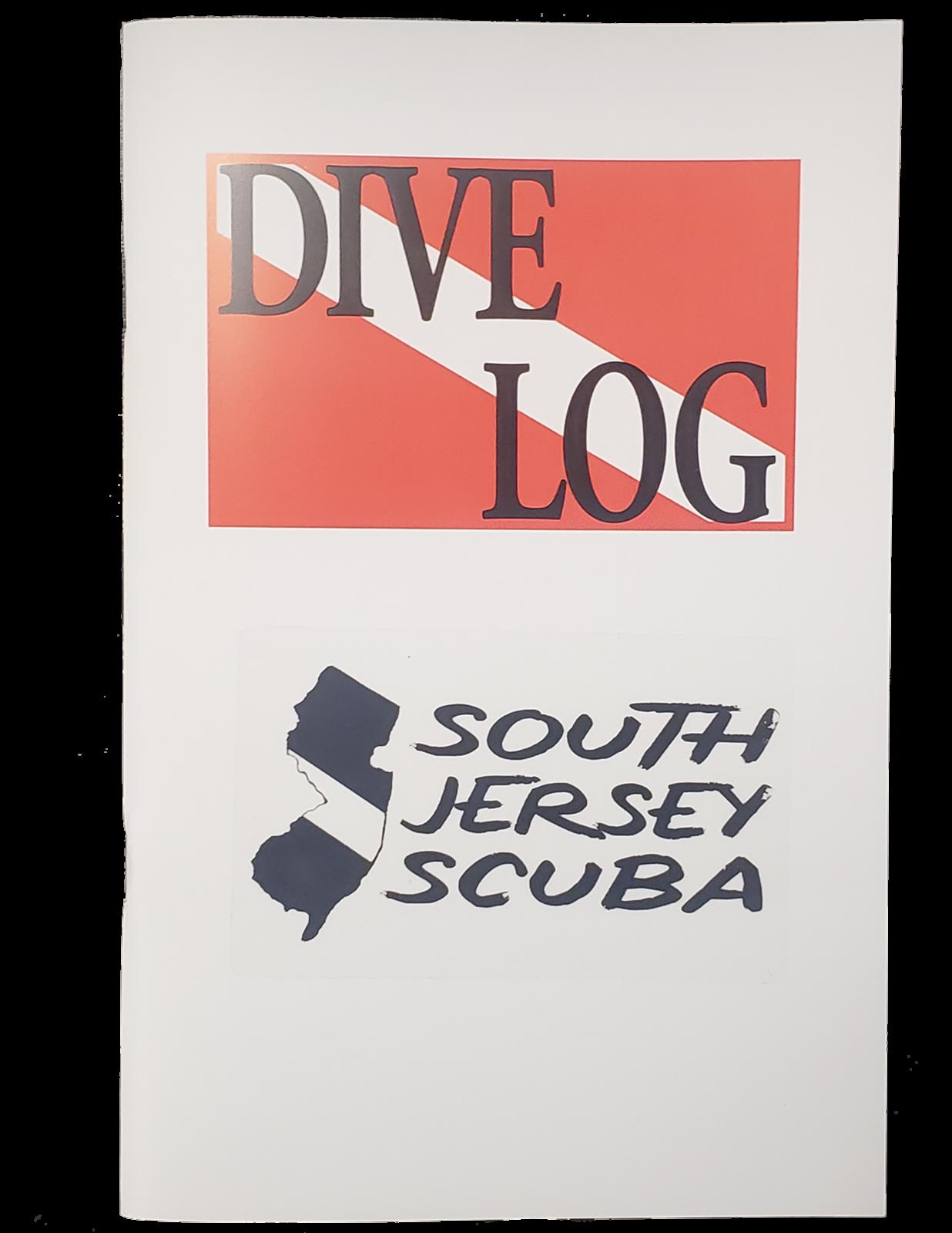 Waterproof Log Book w/logo