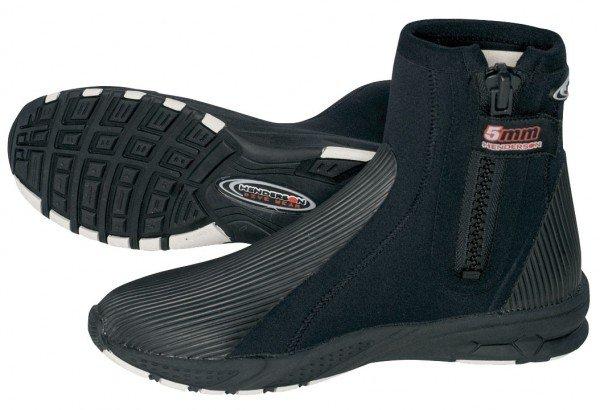 Henderson Zipper Boot