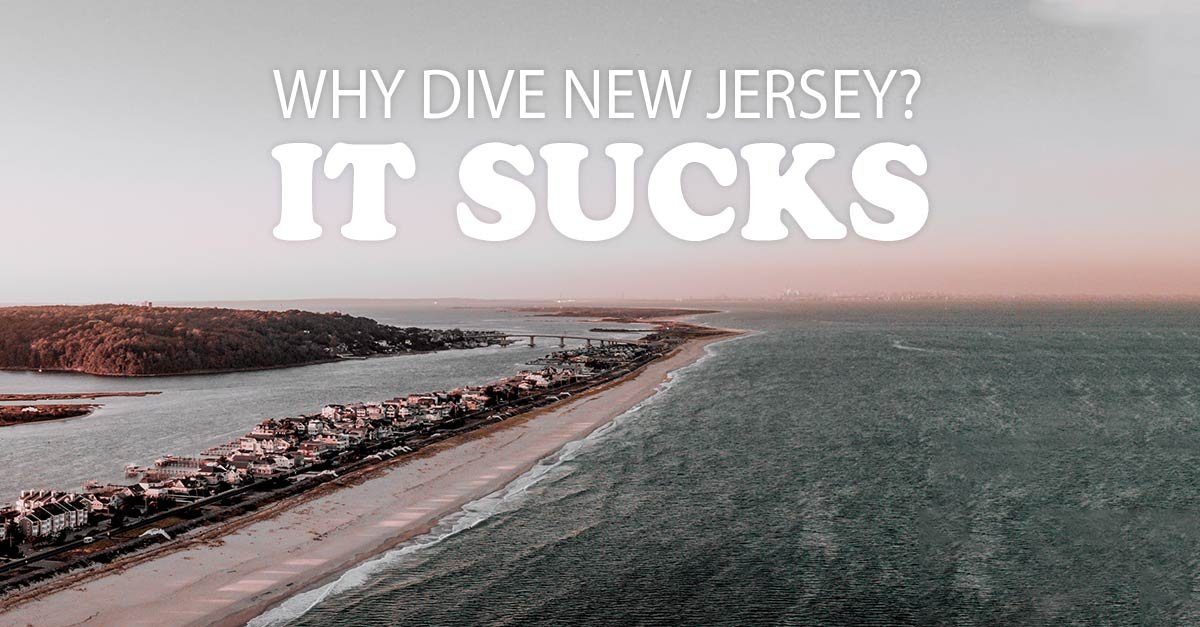 New Jersey Diving doesn't suck!