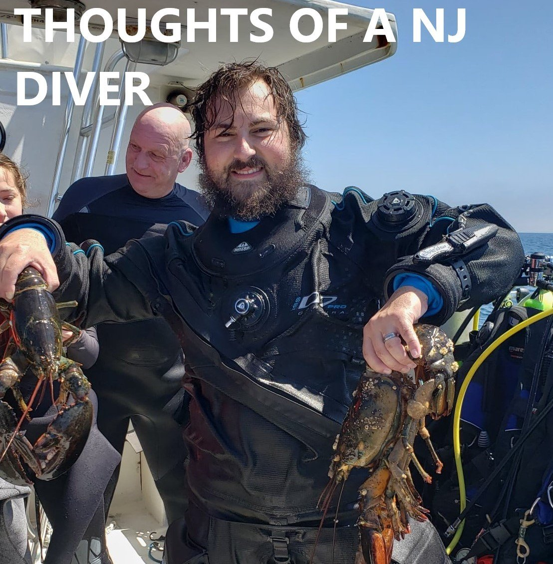 Dive New Jersey With South Jersey Scuba