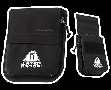 Waterproof Power Accessory Pocket
