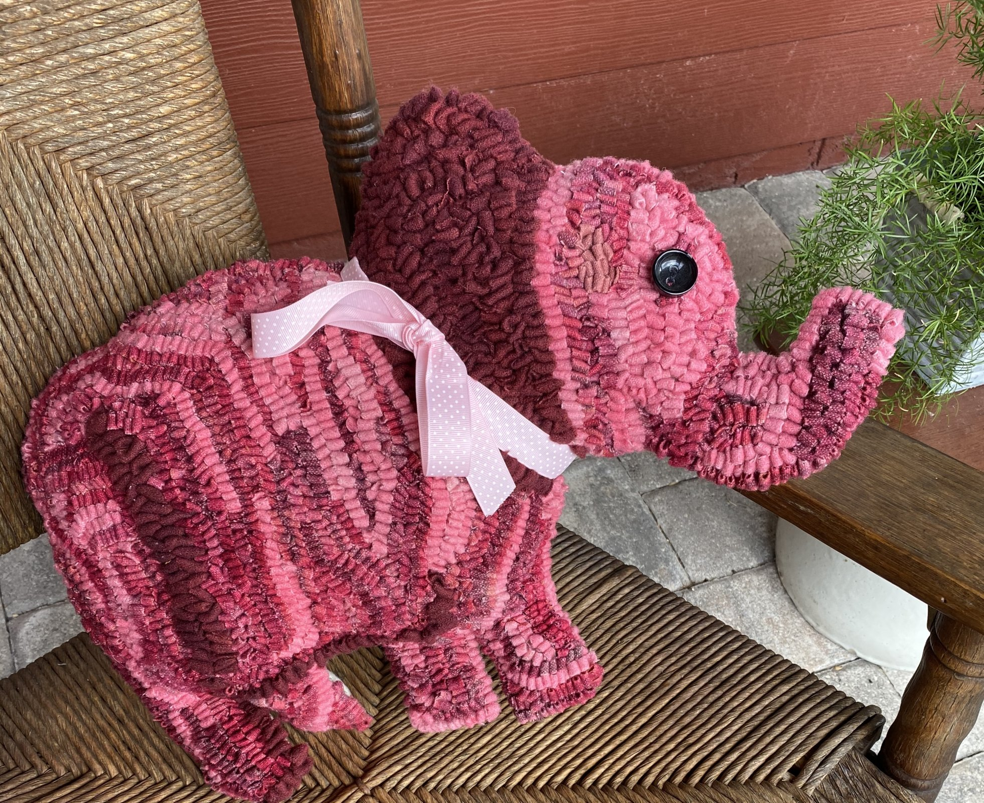 Pink Elephant... for real!