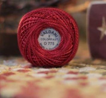Pearl Cotton  #8  0775 -  Proud Turkey