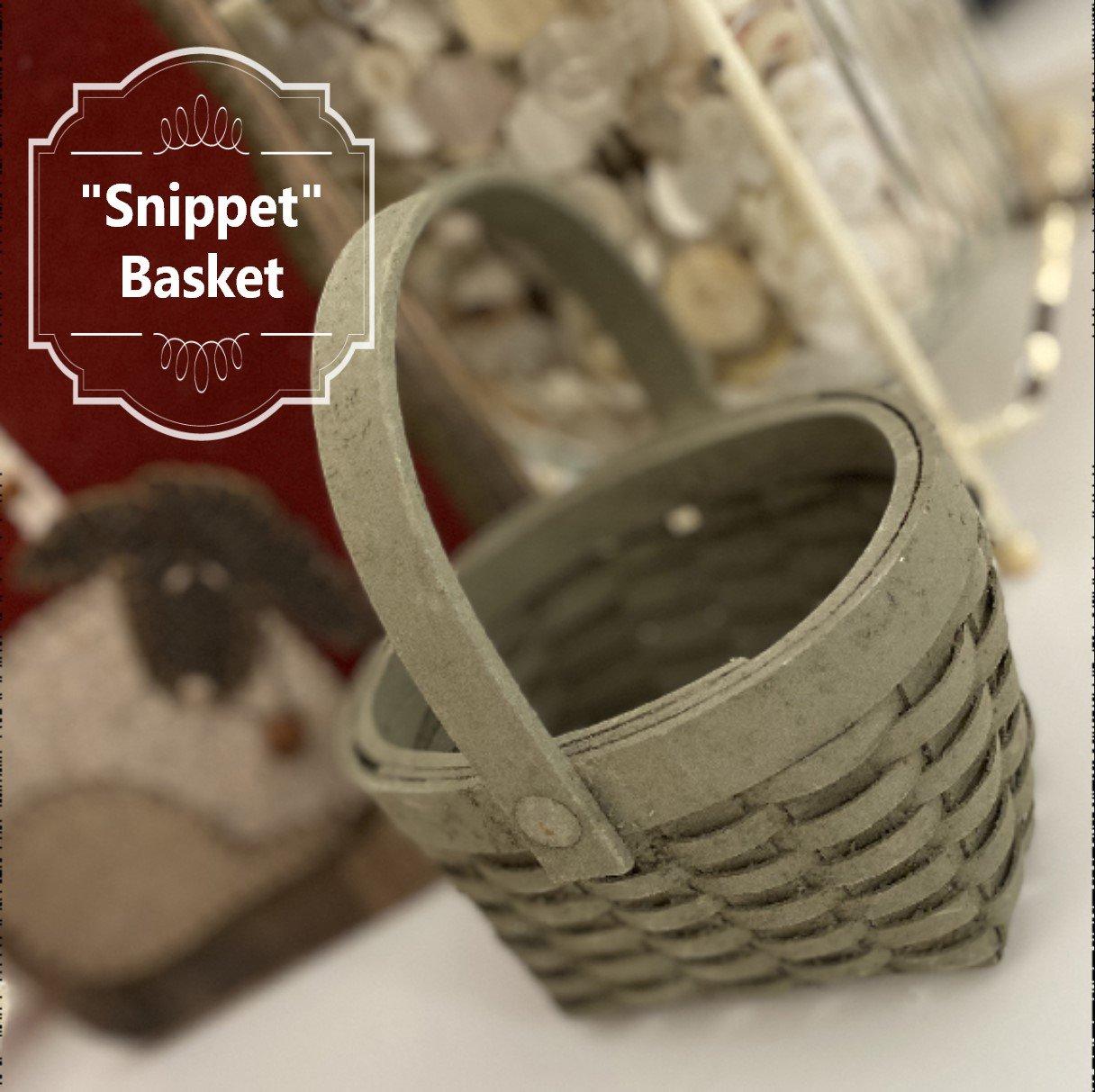 Snippet  Thread Basket