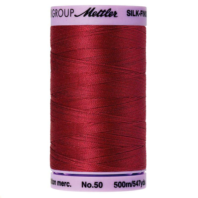 Silk Finish Cotton 0105 - Fire Engine Red
