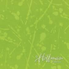 Batik - Lime