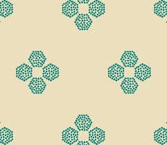 AGF - Indie Folk - Droplet Petal Malachite