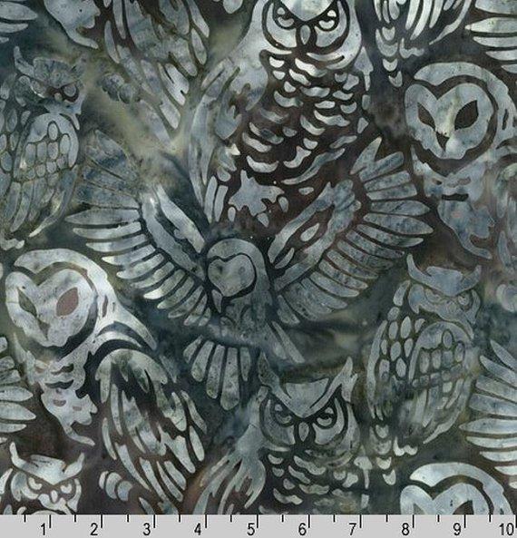 Batik - Owls