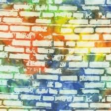 Anthology Batik Brick Wall
