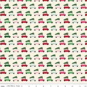 Merry and Bright Cars Cream