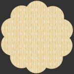 Art Gallery Illusion Golden