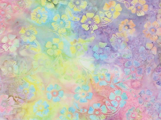 Komo Batik Floral Multi