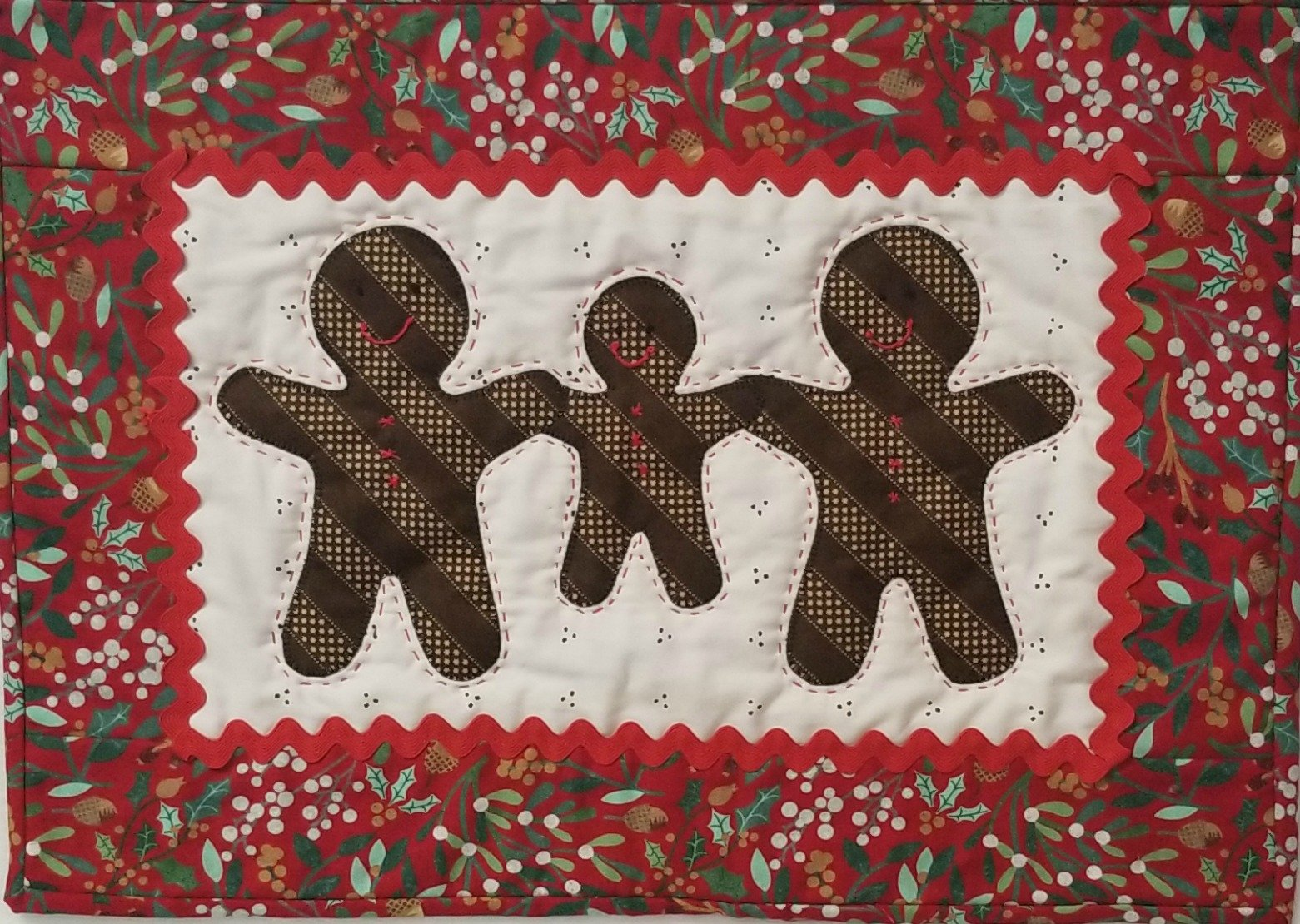 Gingerbread Placemats