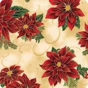 Holiday Flourish Red Poinsettia