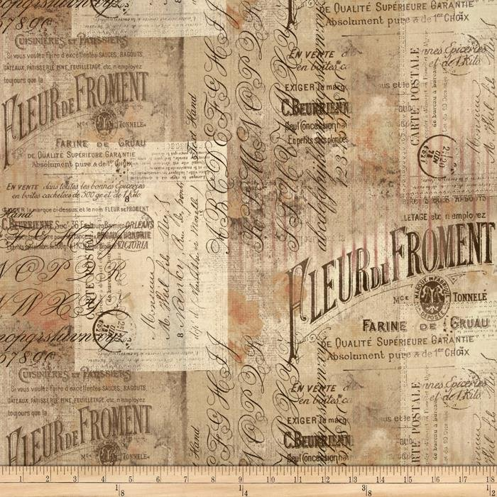 Eclectic Elements - Shabby Script