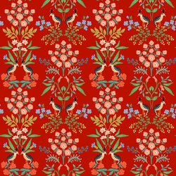 Meadow Luxembourg Red