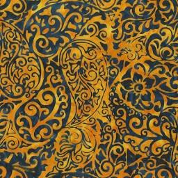 Anthology Batik Scroll