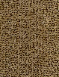 Tonga Batik - Gold